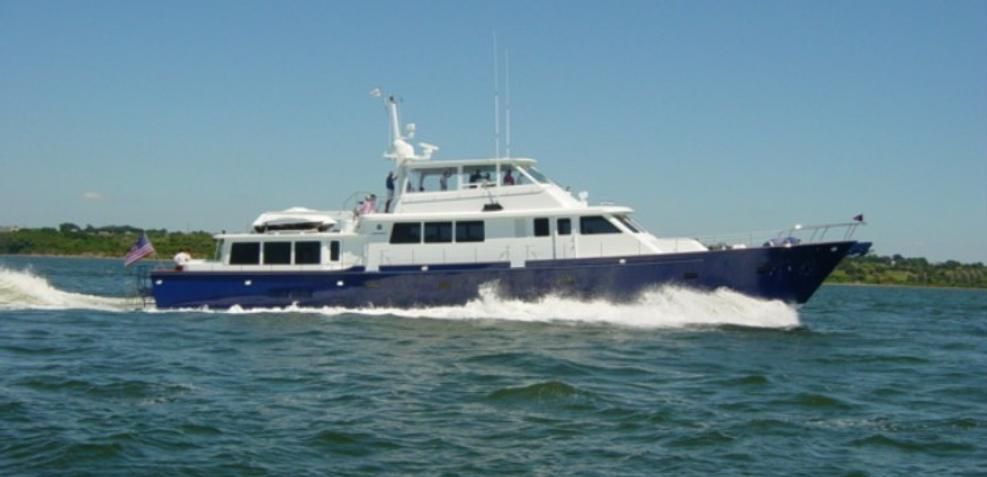 Excel Charter Yacht