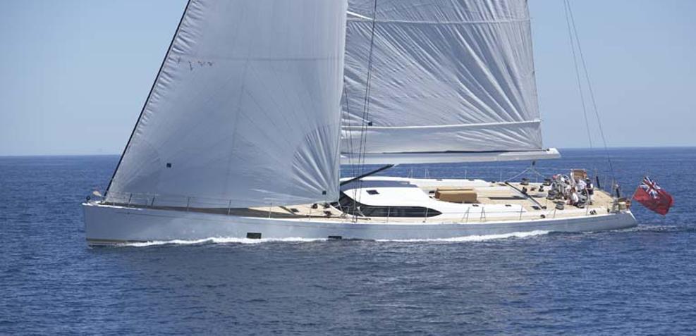 Illusion of the Isles Charter Yacht