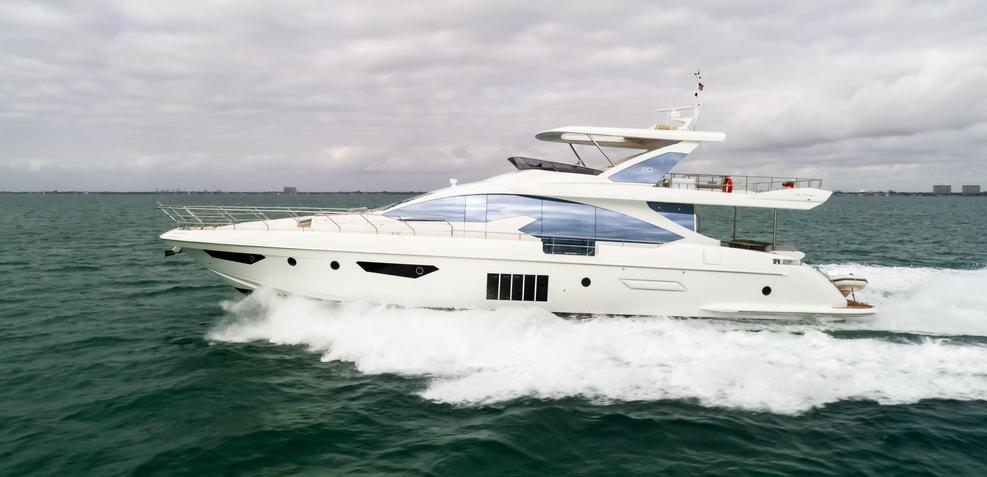 Senisa Charter Yacht