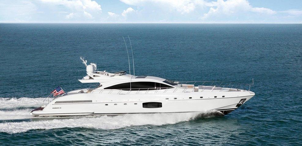 Sayonara Charter Yacht
