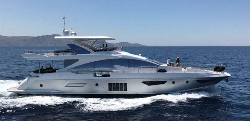 JJPlaytime II Charter Yacht