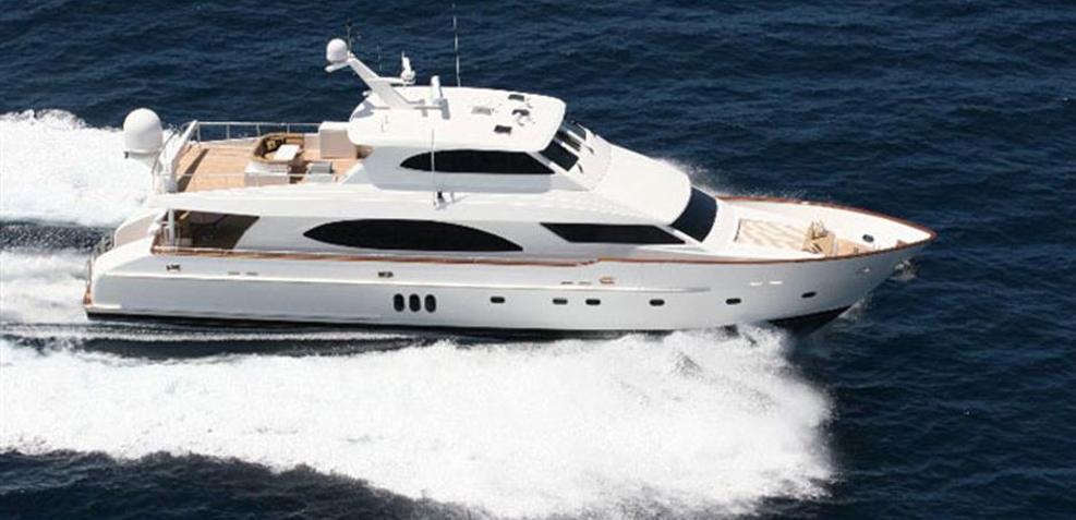Mabuhay Lima Charter Yacht