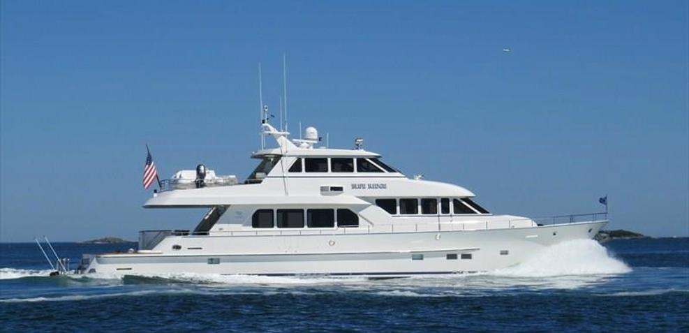 Blue Ridge Charter Yacht