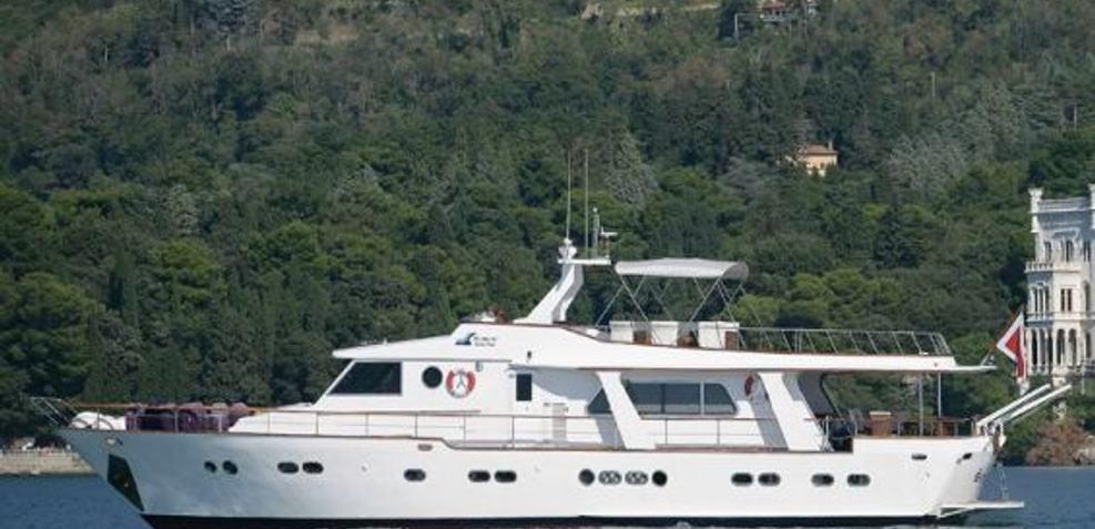 Surubim Charter Yacht