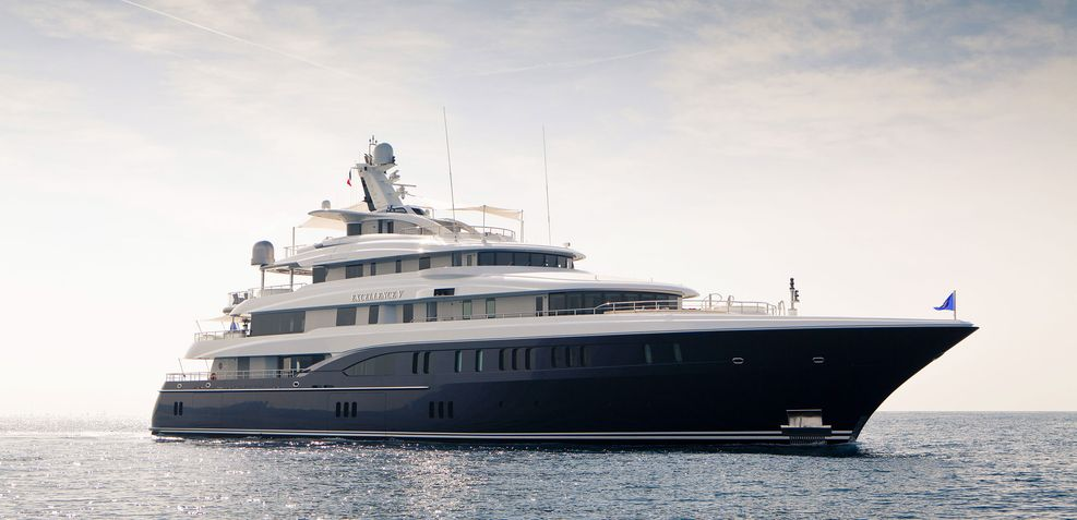 ARIENCE Yacht Charter Price (ex  Excellence V) - Abeking