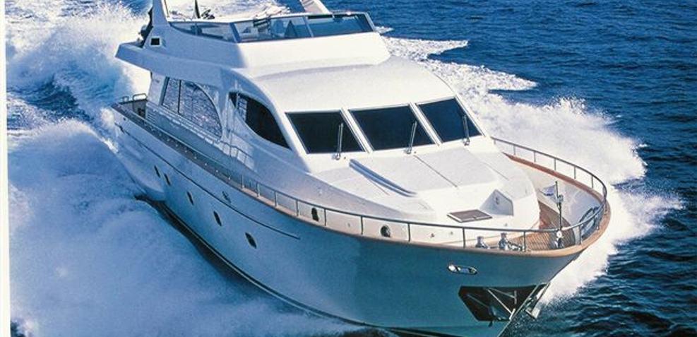 Antalex Charter Yacht