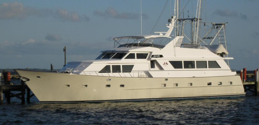 The Job Charter Yacht