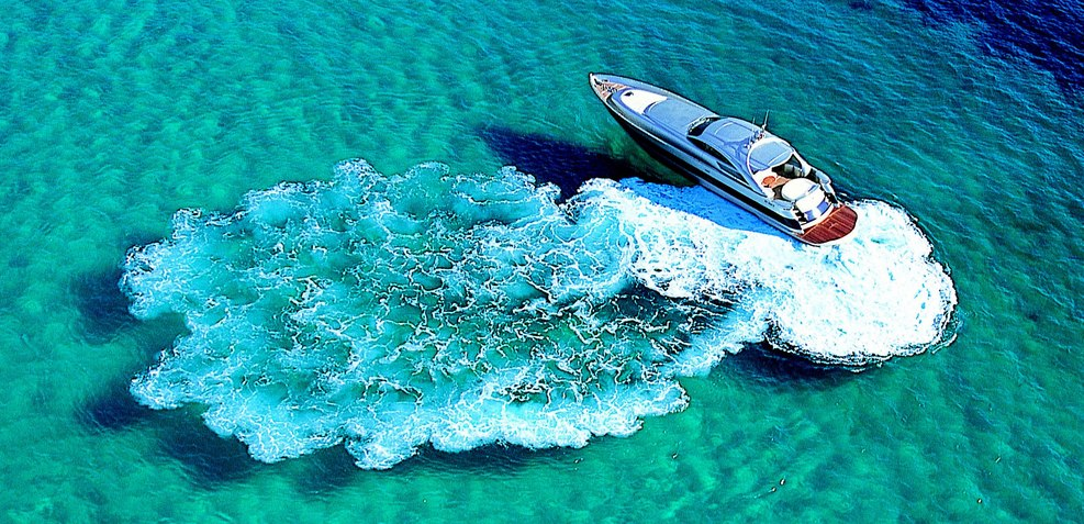 Verman Charter Yacht