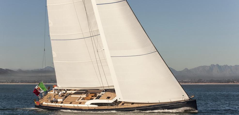 Almagores II Charter Yacht