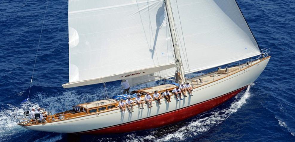 Drumfire Charter Yacht