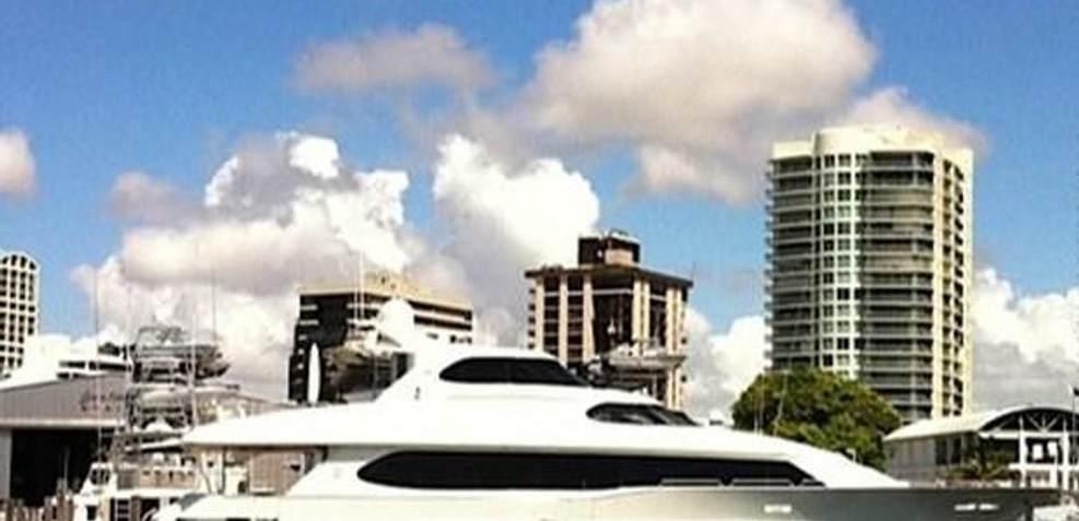 Elymar Charter Yacht