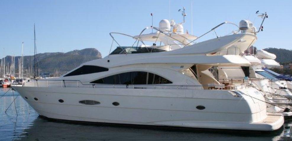 Cridamar Charter Yacht