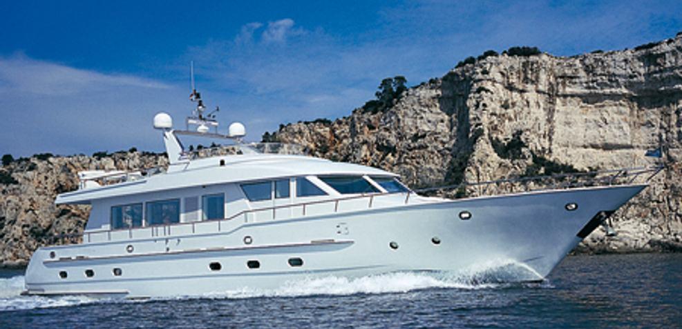 Fabienne Charter Yacht