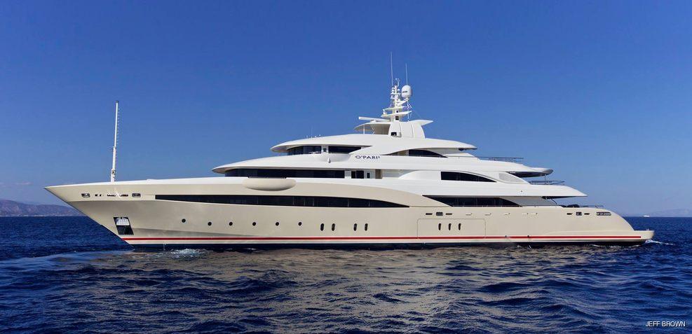 Natalina A Charter Yacht
