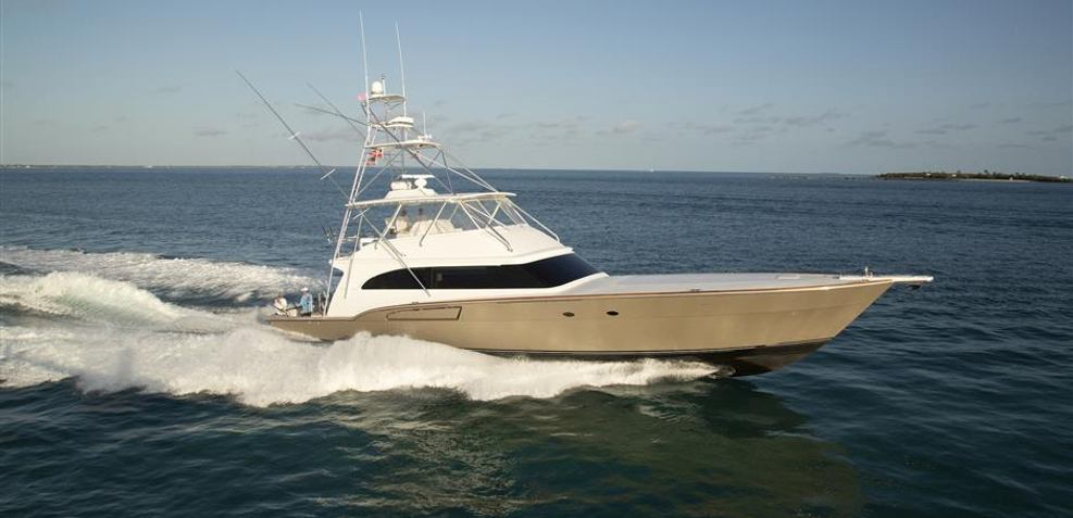 Marlene Sea IV Charter Yacht