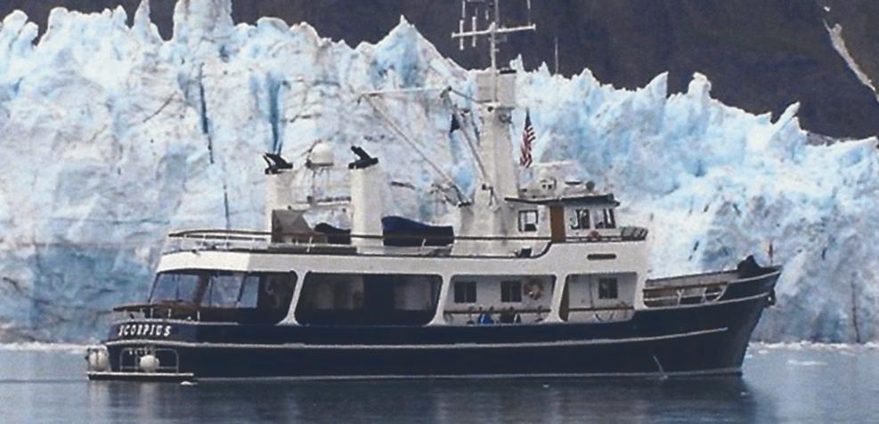 Scorpius Charter Yacht