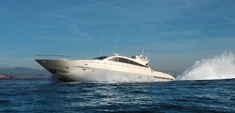 Serenity Atlantic Charter Yacht