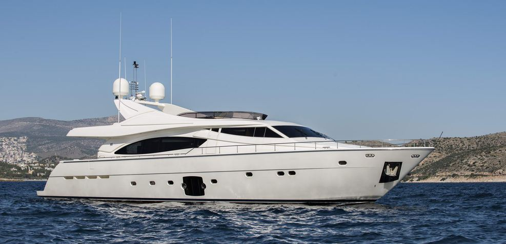Day Off Charter Yacht