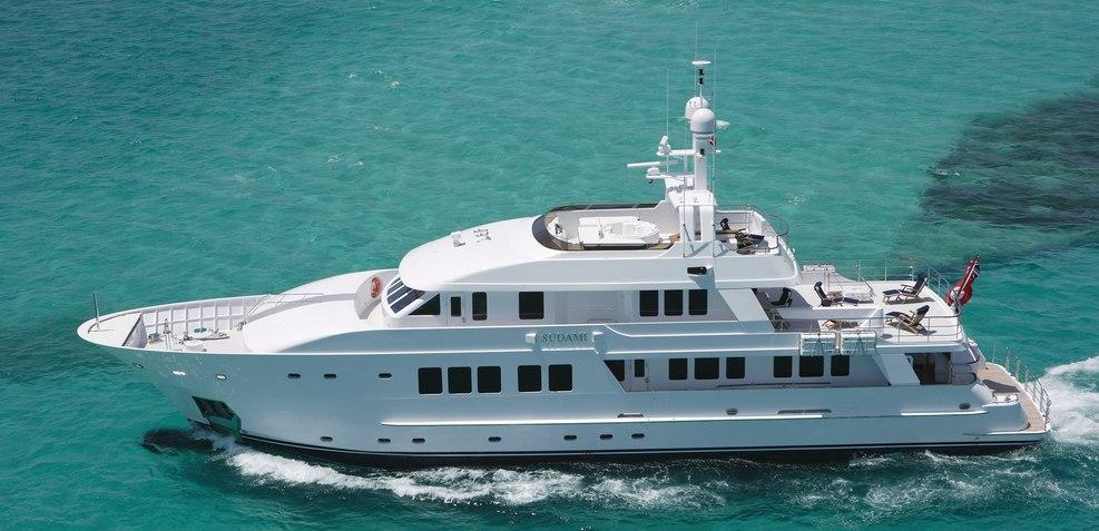 North Explorer Charter Yacht