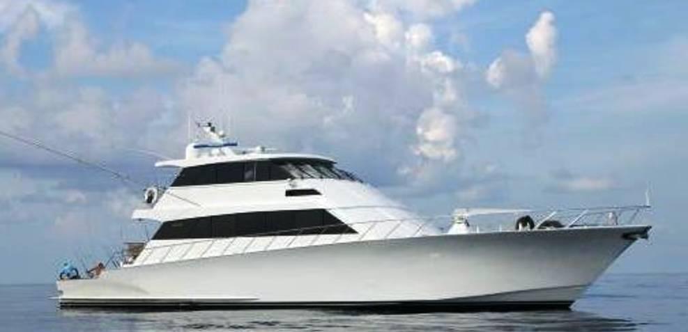 Kritical Mass Charter Yacht