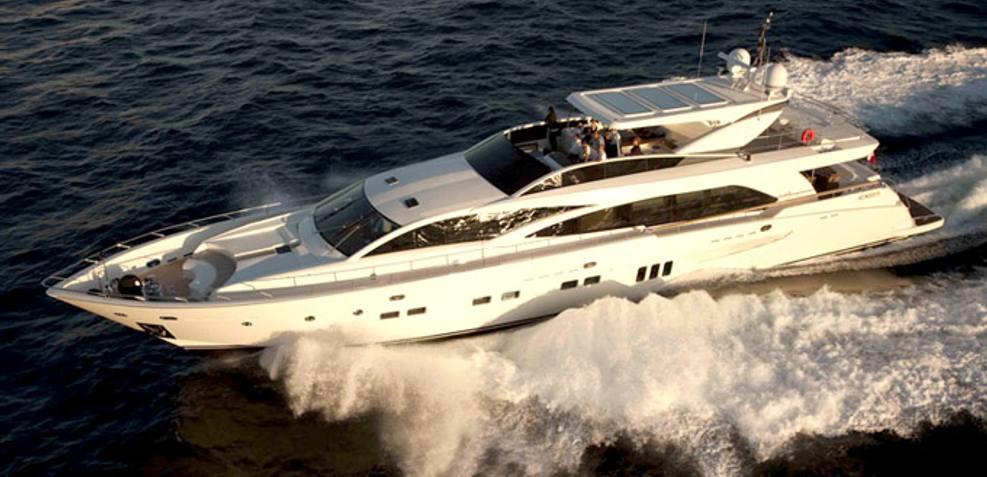 CNC Charter Yacht