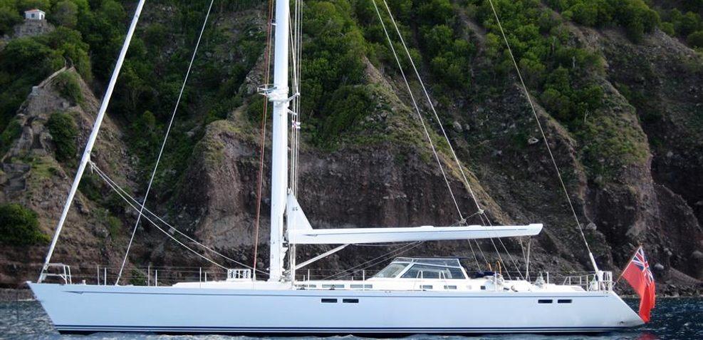 Nimrod Charter Yacht