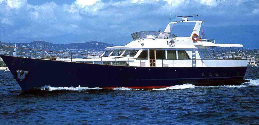 Rhodes Island Charter Yacht