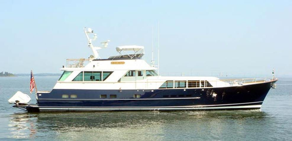 Harvest Moon Charter Yacht