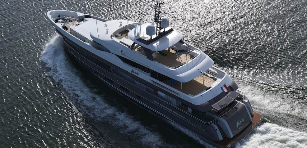 Ares Charter Yacht