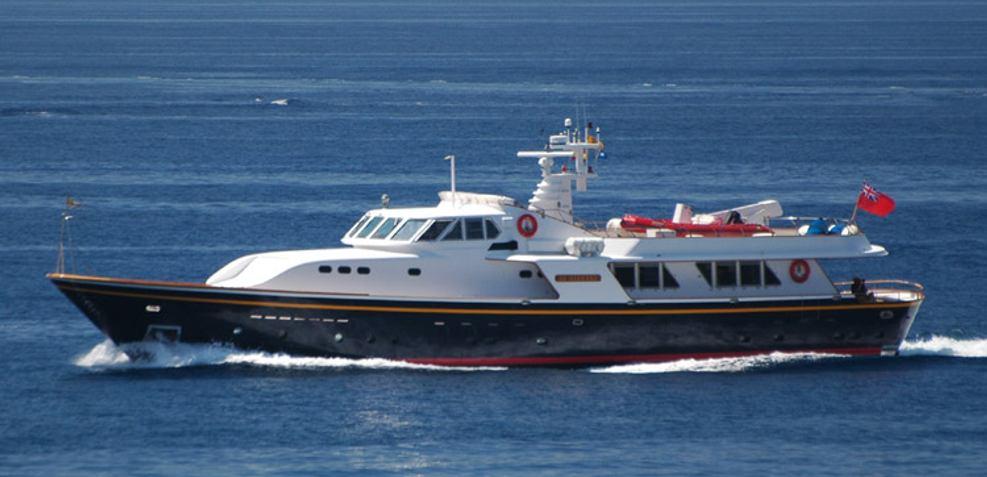La Alteana Charter Yacht