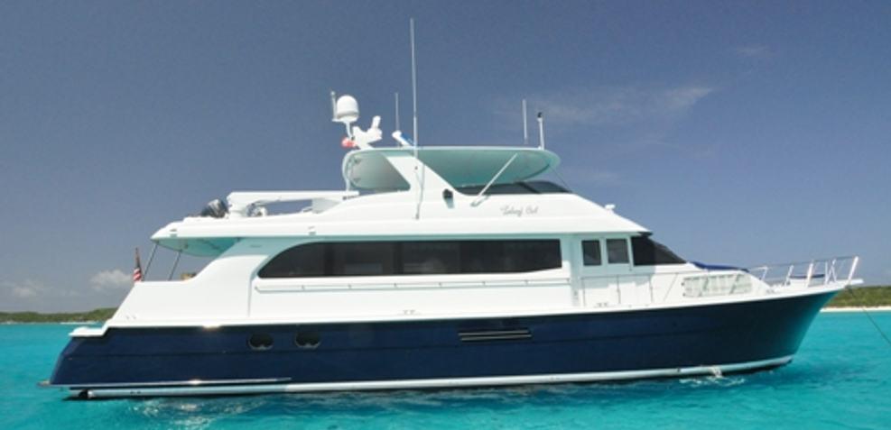 Island Girl Charter Yacht