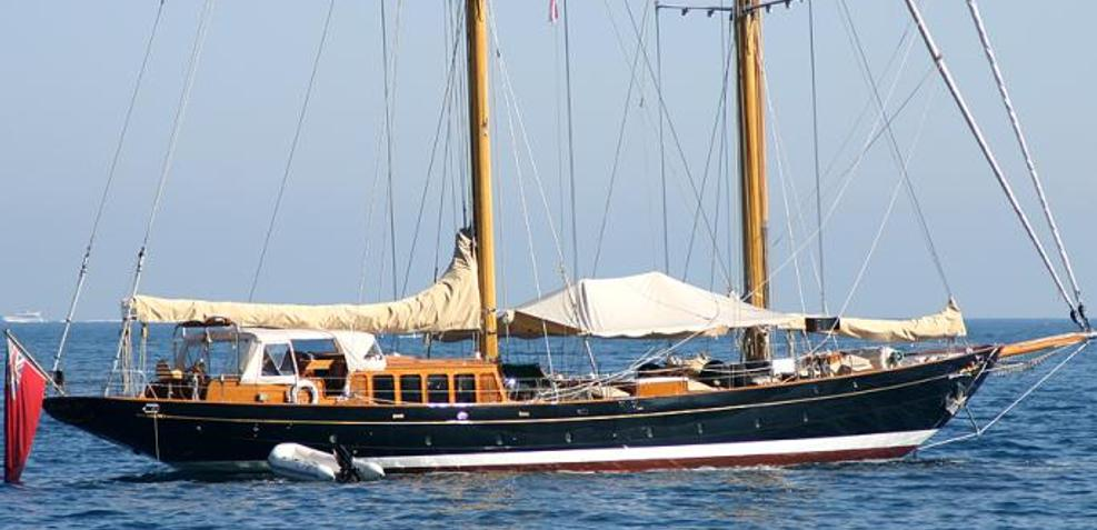 Aschanti IV of Vegasack Charter Yacht
