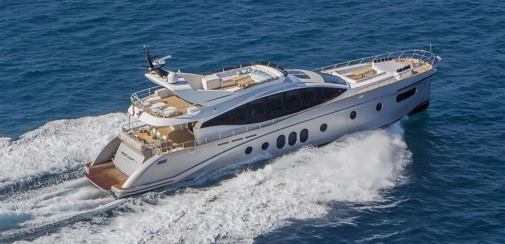 Versilcraft 88 Charter Yacht