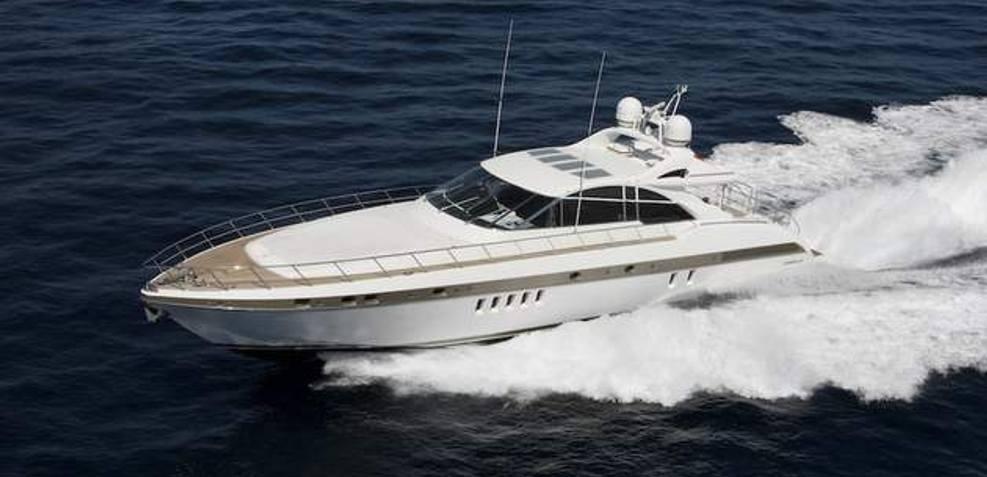 Peleu K Charter Yacht