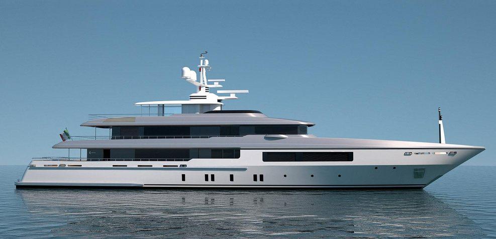 Codecasa C123 Charter Yacht
