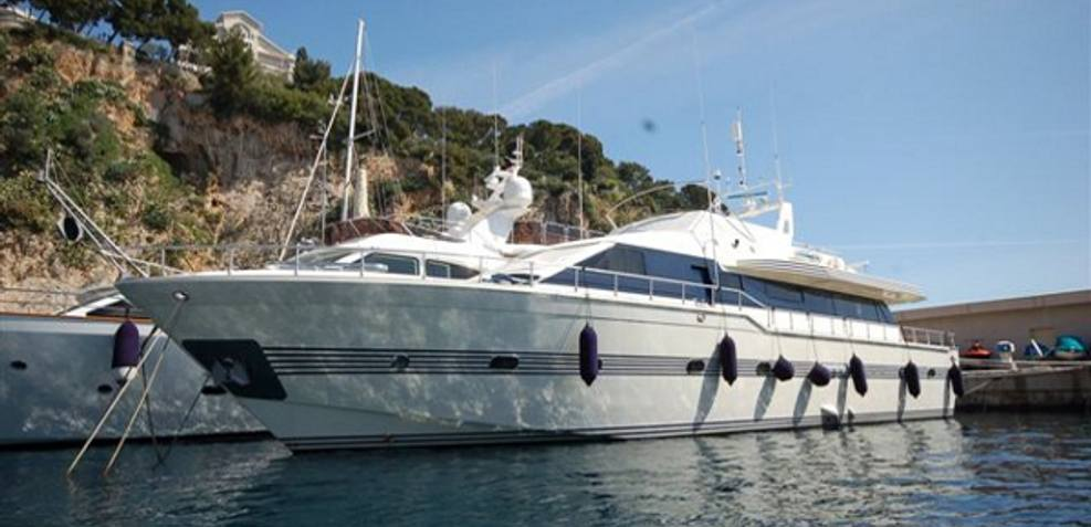 Blue Dolphin Of Sark Charter Yacht