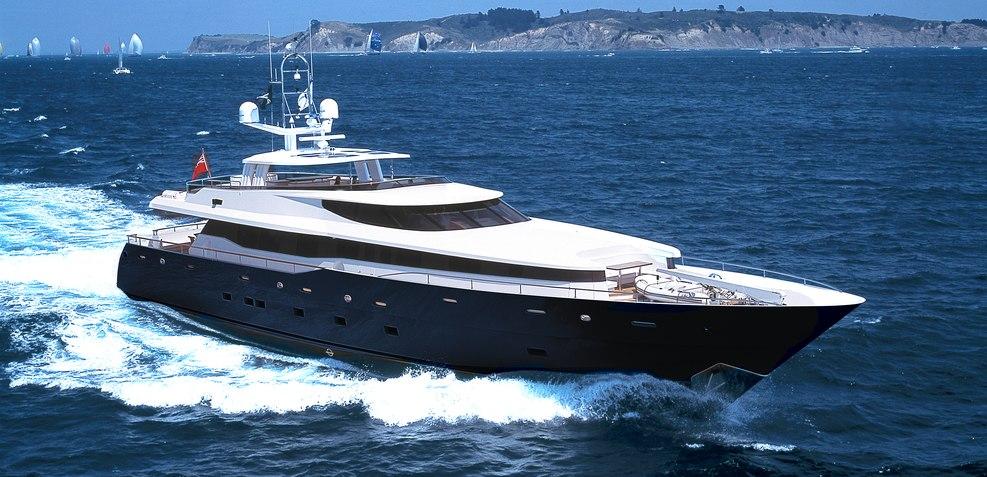 Batai Charter Yacht