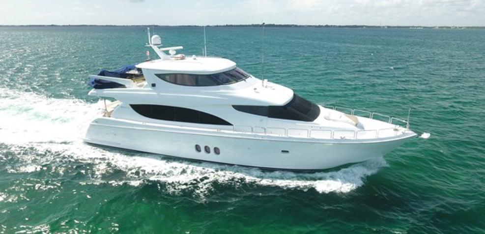 La Mer Charter Yacht