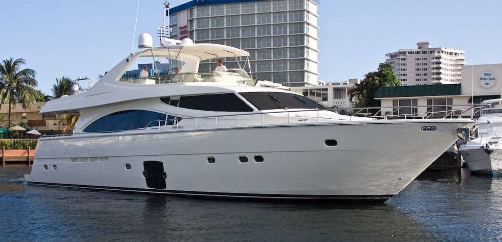 Unforgettable Charter Yacht