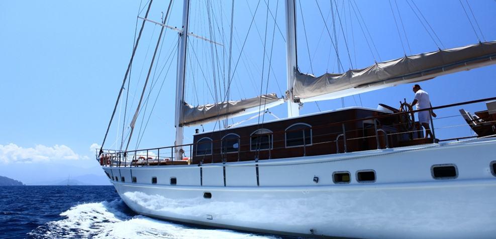 CEO III Charter Yacht