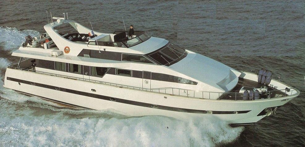 Michael II Charter Yacht