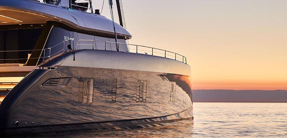 Gaya Charter Yacht