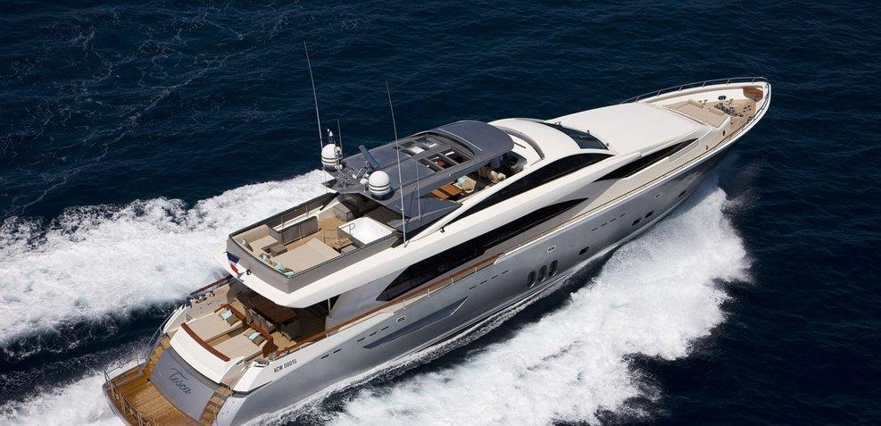Nyota Charter Yacht