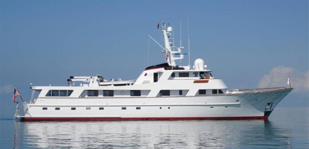 Buckpasser Charter Yacht