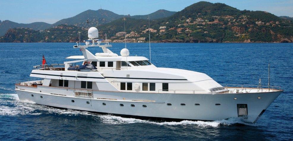 Fiorente Charter Yacht