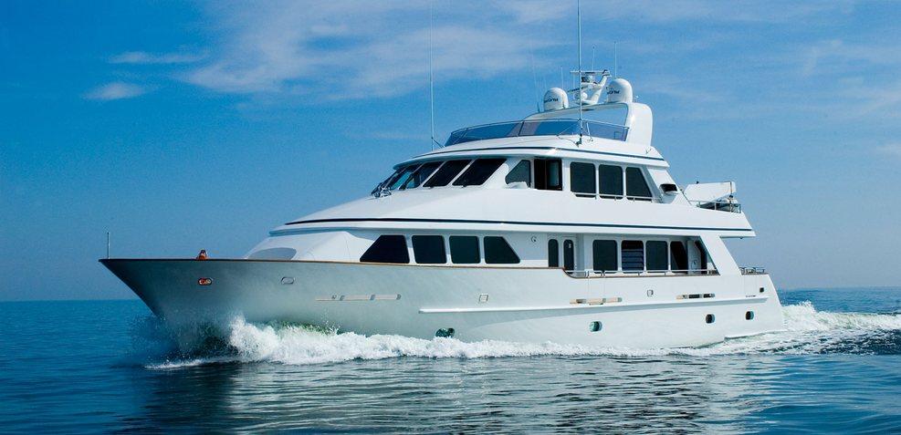 Chillin Charter Yacht