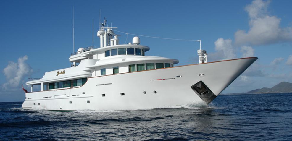 Aquarius IV Charter Yacht