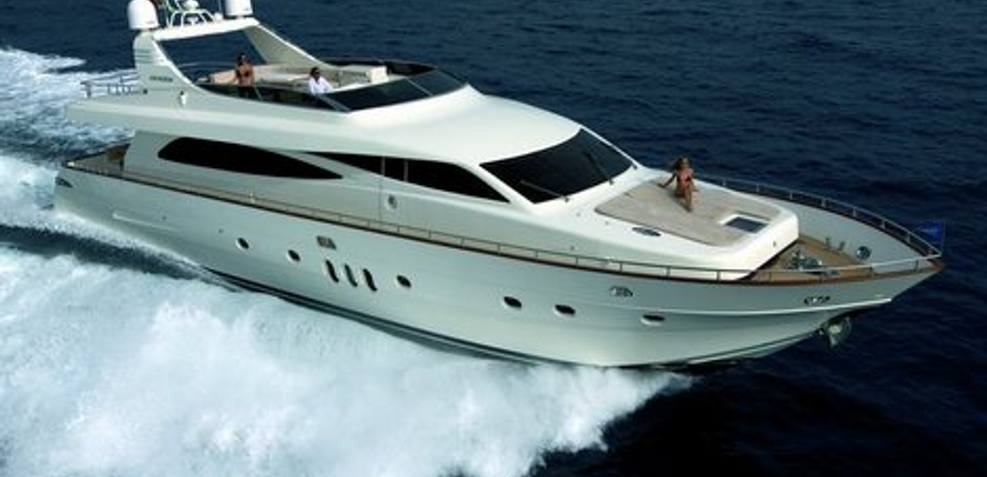 Mary Forever Charter Yacht