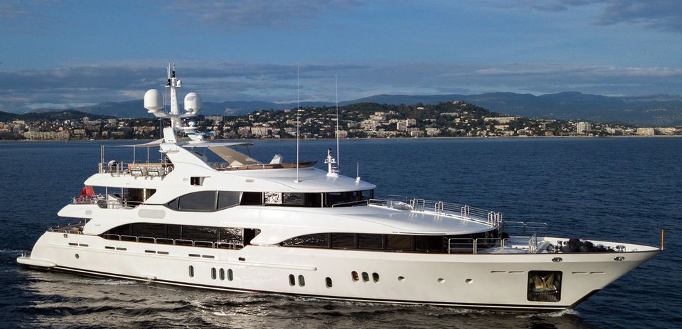 Hom Charter Yacht