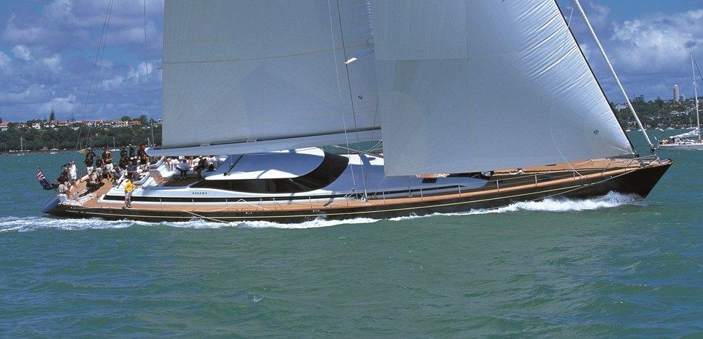 Zalmon Charter Yacht